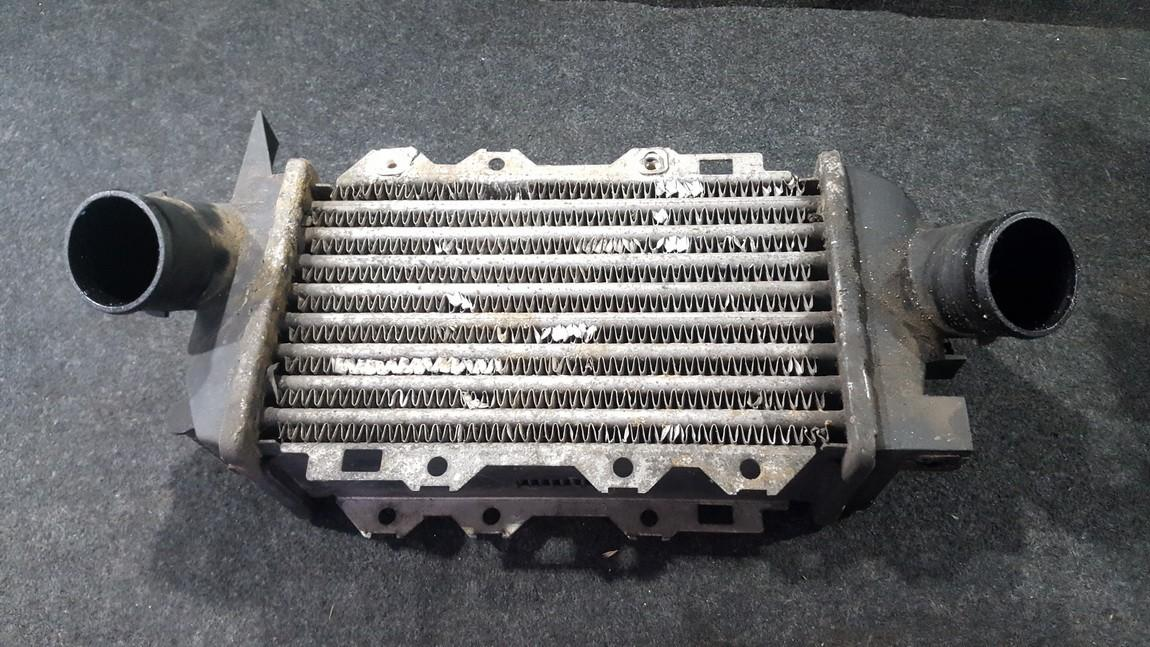 Interkulerio radiatorius Opel Vectra 1998 2.0L 20EUR EIS00192191