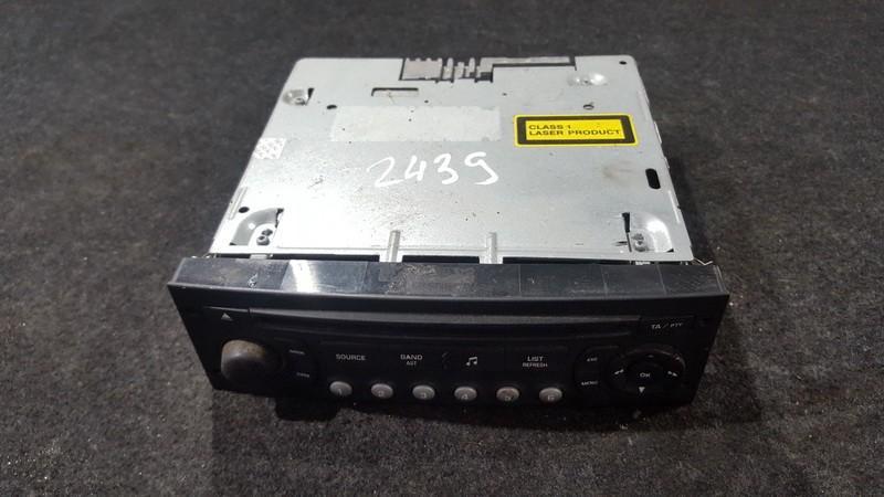 Autoradio Citroen C4 2005    1.4