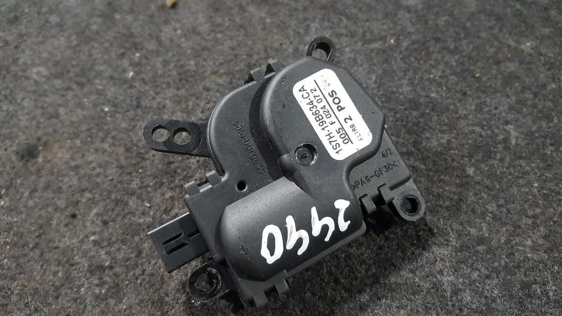 Heater Vent Flap Control Actuator Motor Ford Focus 2007    1.8 1s7h19b634ca