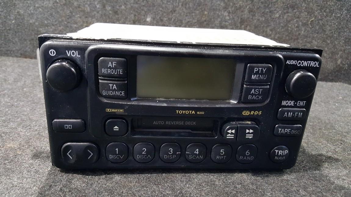 Autoradio Toyota RAV-4 2004    0.0 8612042050
