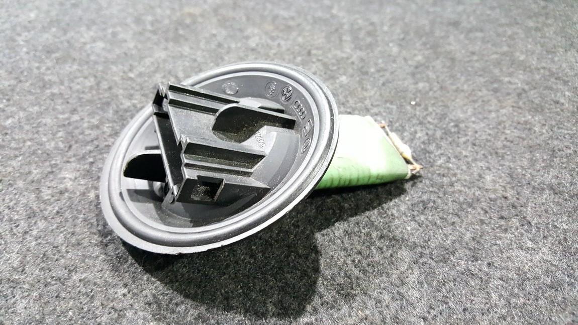 Heater Resistor Volkswagen Polo 2003    1.4
