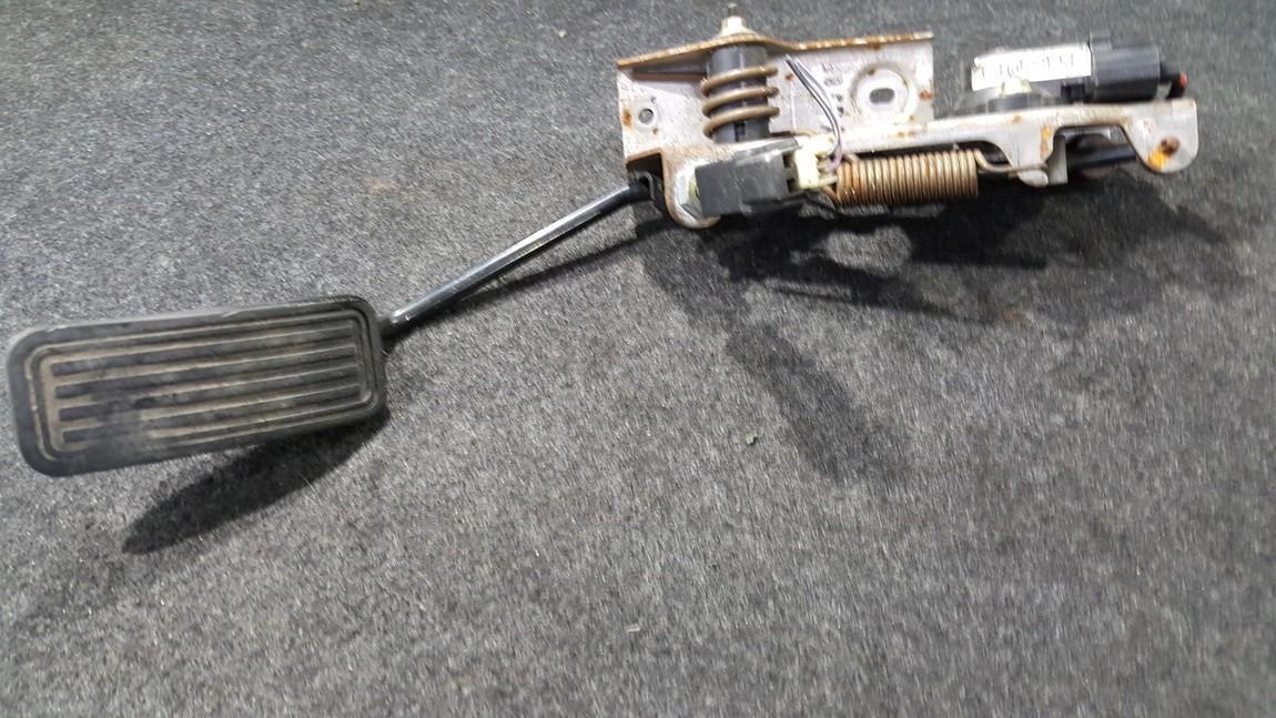 Accelerator Pedal (potentiometer) Mazda 6 2006    0.0 CB0541AC0