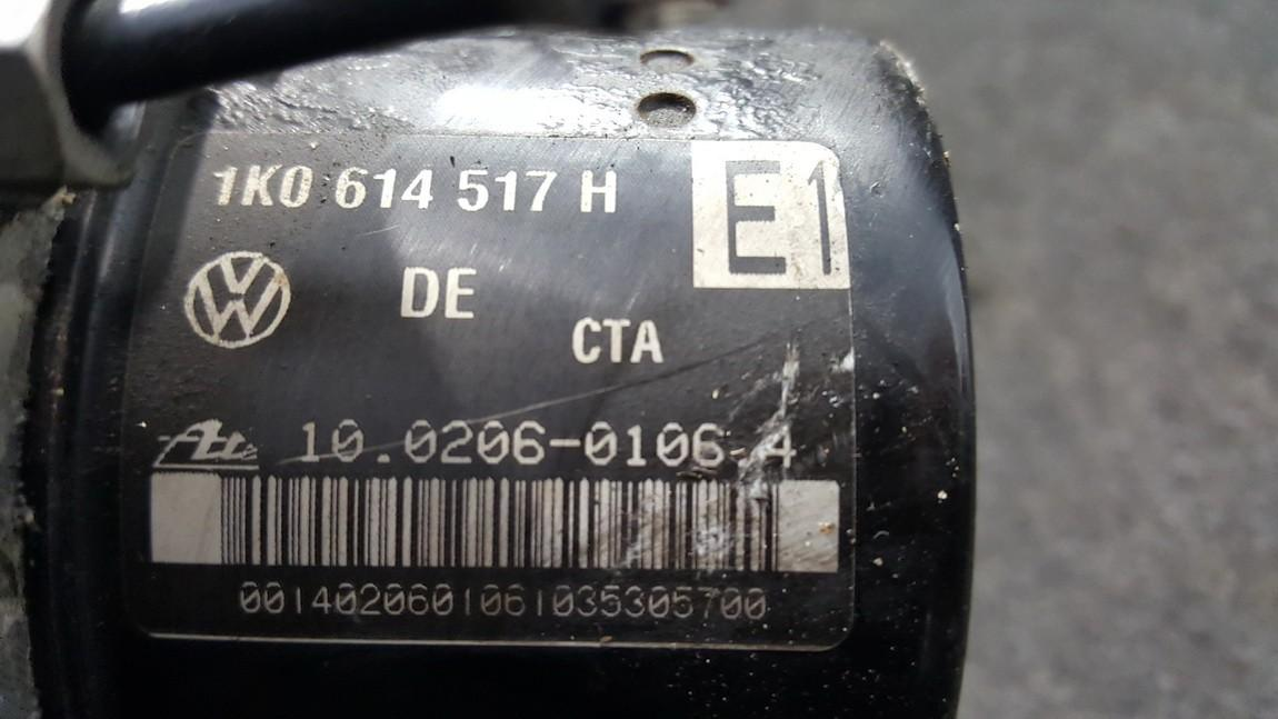 ABS Unit Volkswagen Golf 2007    1.6 1K0907379K