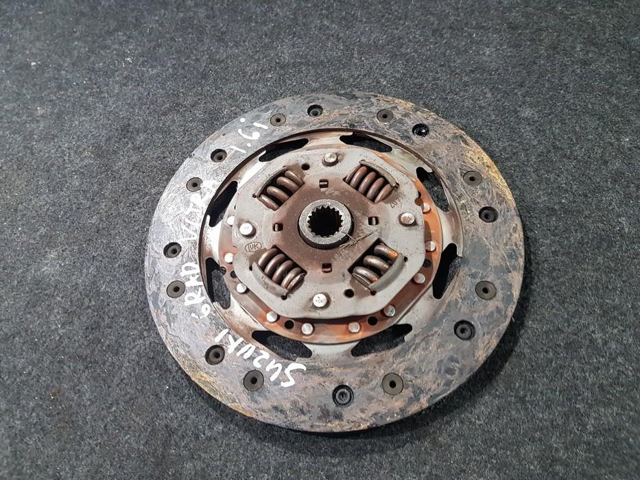 Sankabos diskas NENUSTATYTA nenustatyta Suzuki GRAND VITARA 2008 1.9