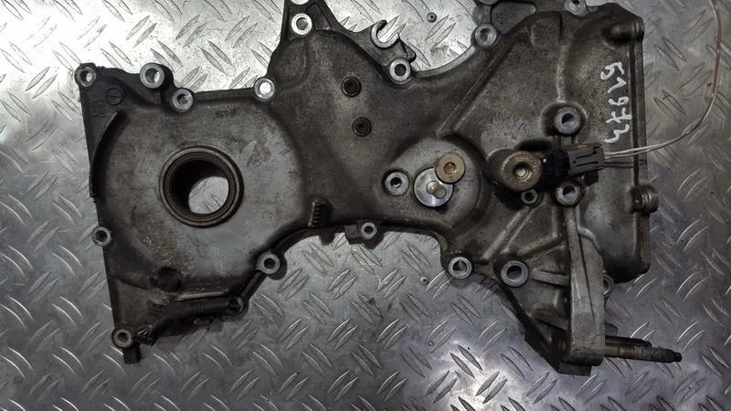 Variklio priekinis dangtelis (salnikas) NENUSTATYTA NENUSTATYTA Mazda 3 2004 1.4