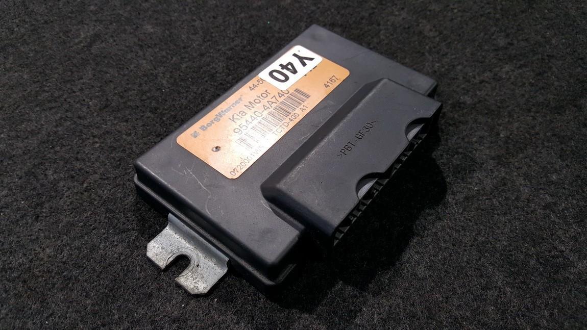 Transmission Computer Gearbox 954404A740 95440-4A740, TCTD-400A1, TCTD400A1, 0720001W5 Kia SORENTO 2004 2.4