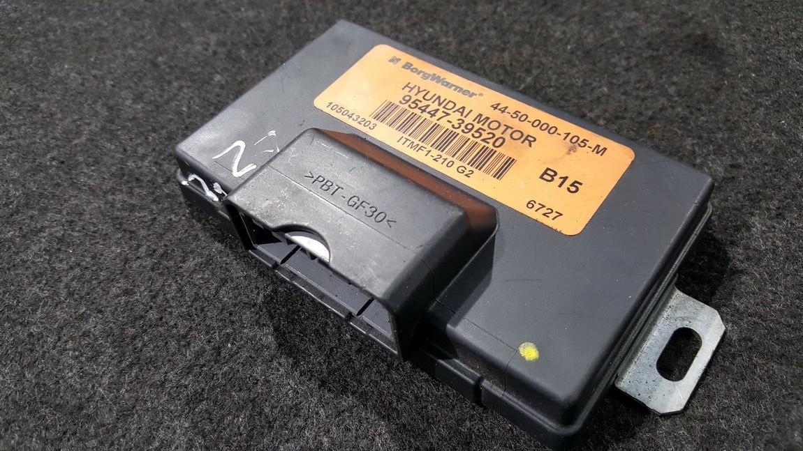Transmission Computer  Hyundai Santa Fe 2006    2.2 9544739520