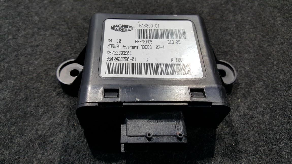 Other computers 09733309901 9647428280-01, 964742828001, 6H2MEFC5 Peugeot 407 2004 2.2