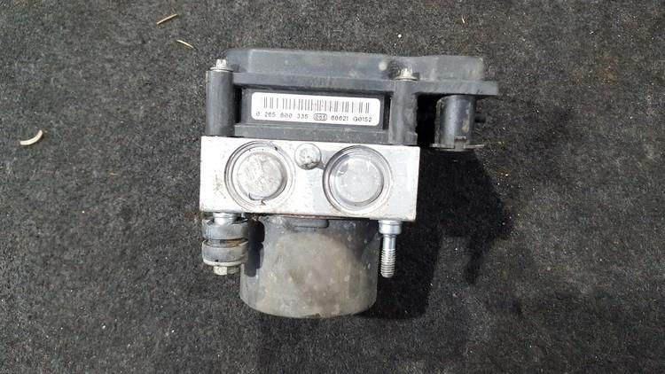 ABS Unit Renault Kangoo 2006    1.5 0265800335