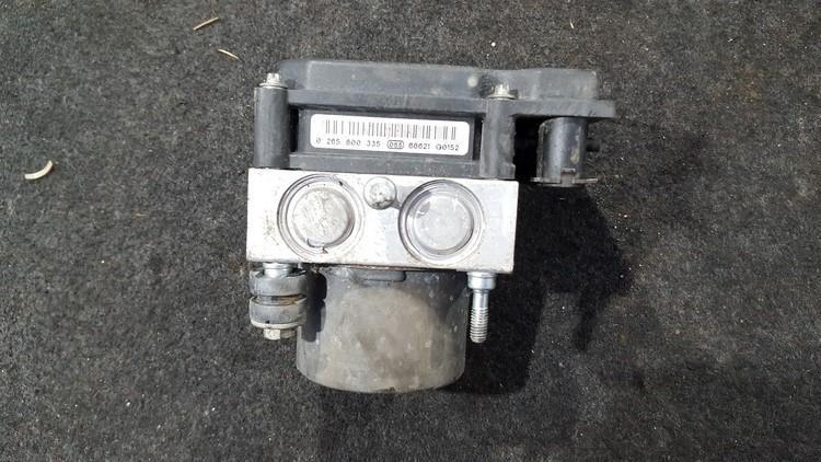 ABS blokas 0265800335 68621g0152 Renault KANGOO 1999 1.2