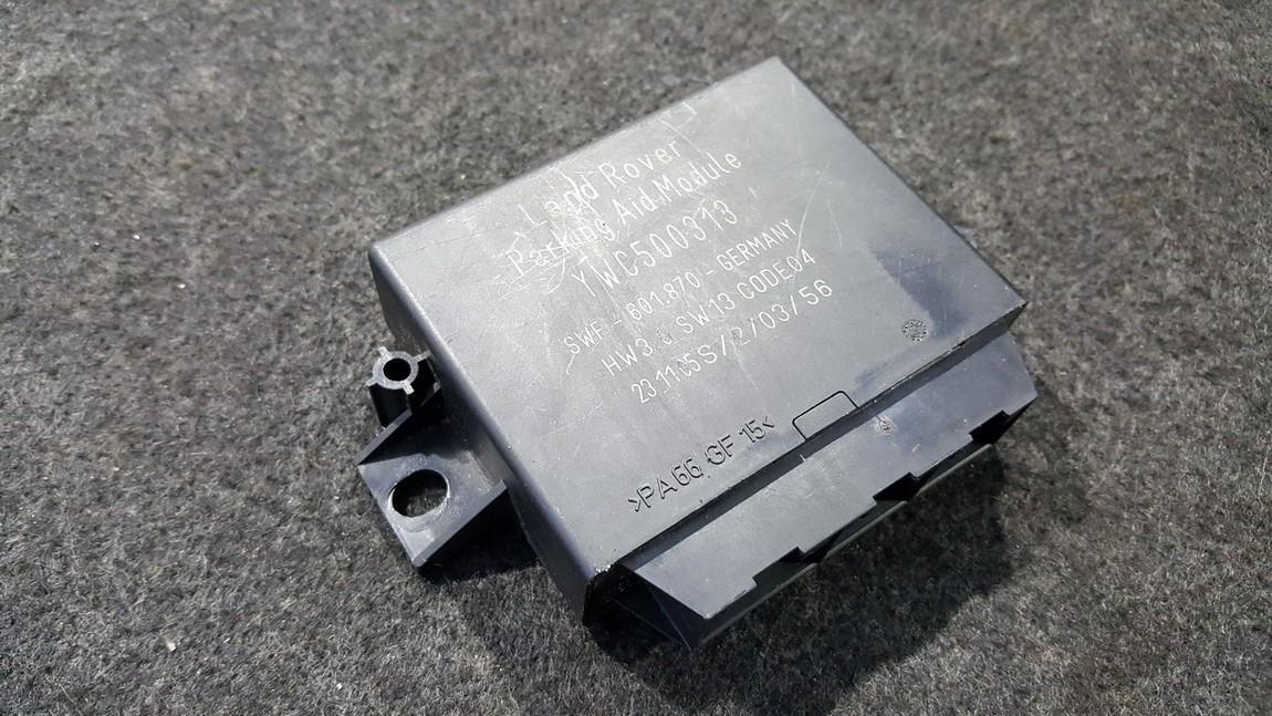Parking Sensor ECU Land Rover Range Rover Sport 2010    0.0 YWC500313