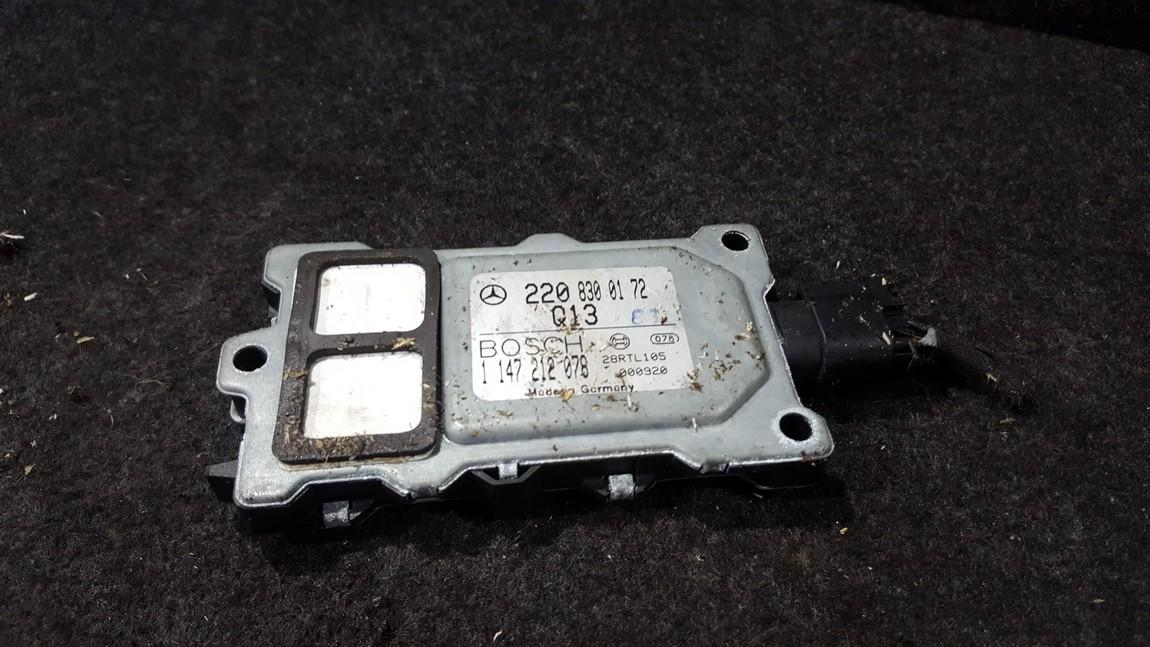 Other Sensor Mercedes-Benz S-CLASS 2000    5.0 2208300172