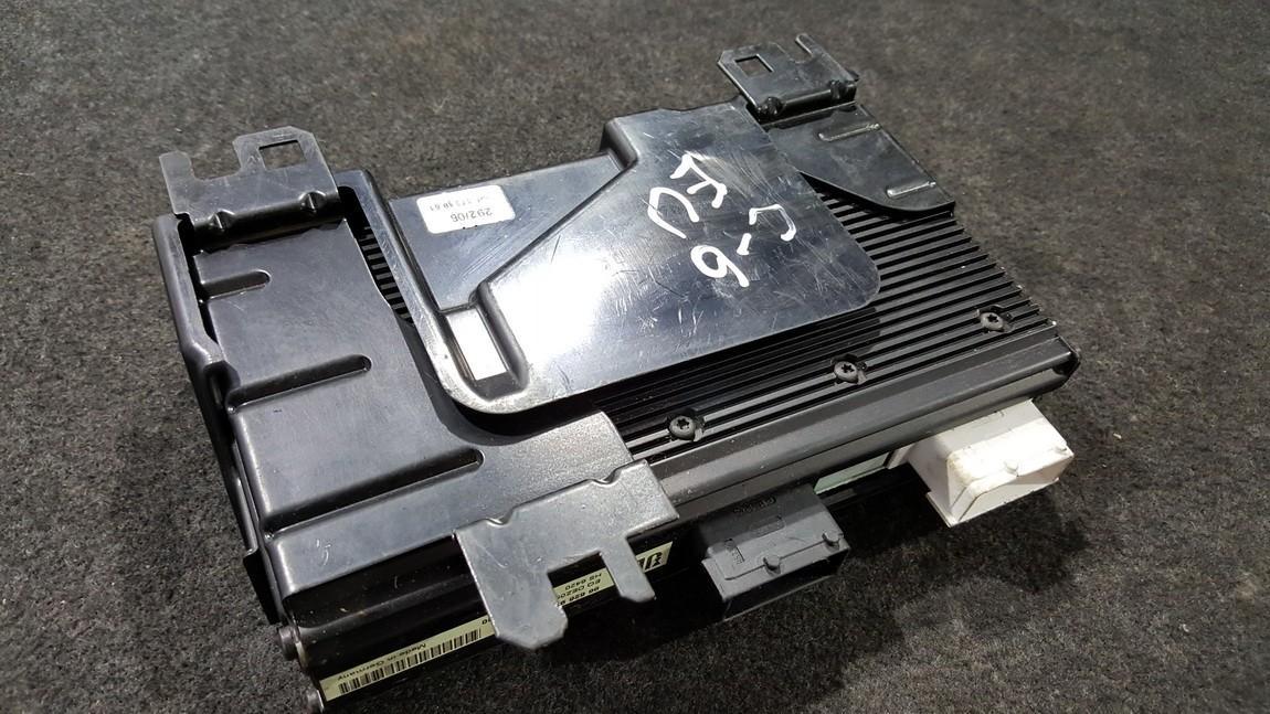 Audio amplifier Citroen C6 2007    0.0 9662695480