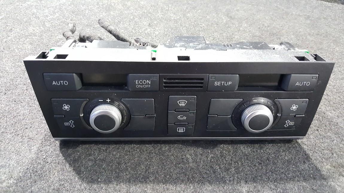 Peciuko valdymas 4F1820043AF 4F0910043A, 5HB008833-50, 5HB00883350 Audi A6 1998 2.5