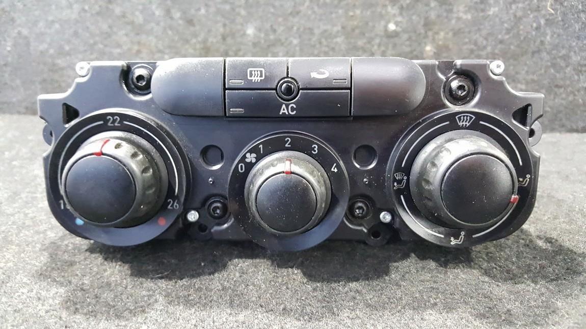 Peciuko valdymas 1T2820045B 5HB009321-26, 5HB00932126 Volkswagen CADDY 1997 1.6