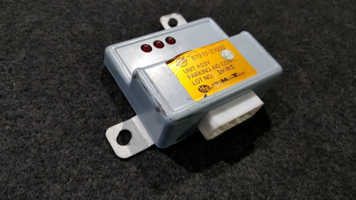 Parking Sensor ECU SsangYong Rodius 2006    0.0 8791021000