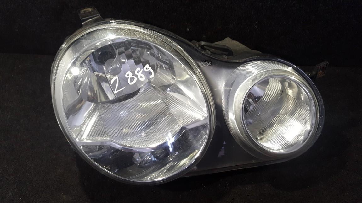 Front Headlight Right RH Volkswagen Polo 2003    1.2 6q2941008g