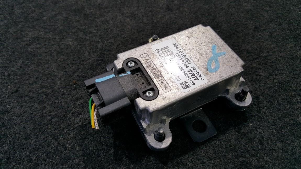 ESP greitejimo sensorius 9661616480 15113704, A2C53081139 Peugeot 407 2005 1.6