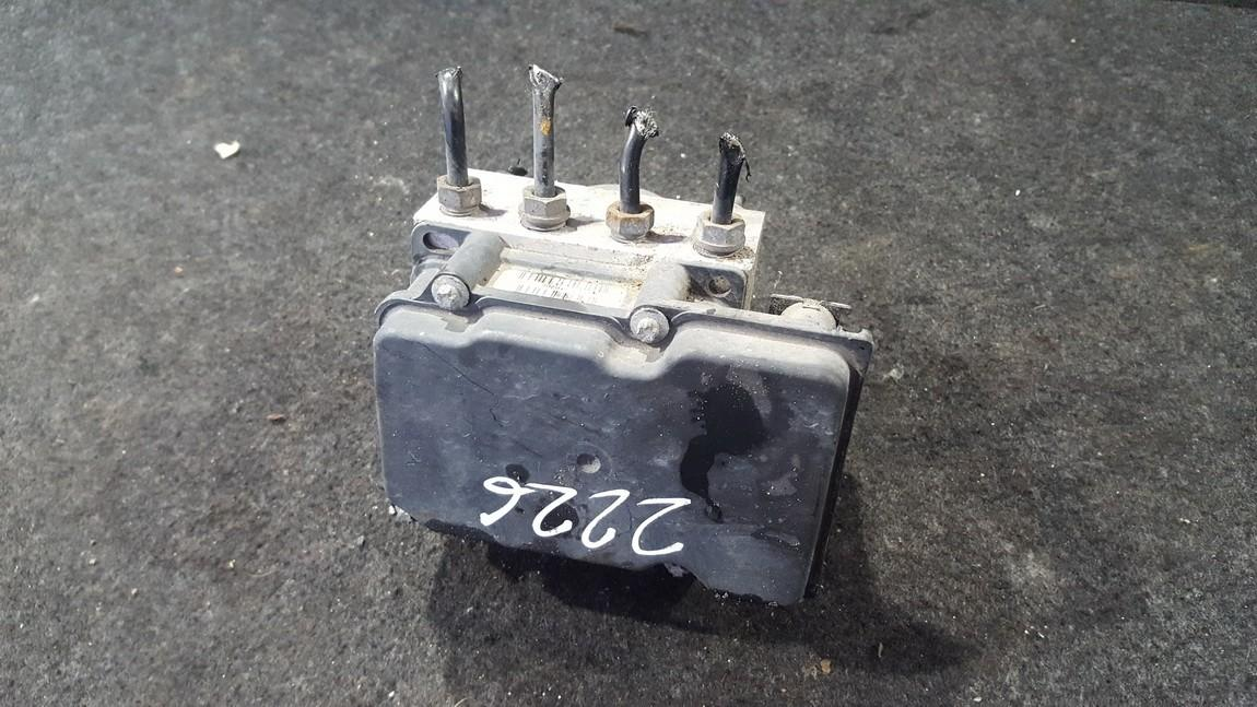 ABS Unit Nissan Micra 2008    1.2 0265800574