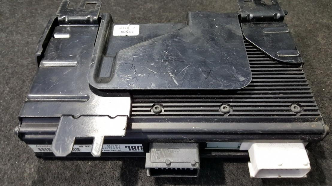 Audio amplifier Citroen C6 2007    0.0 9662695480X6
