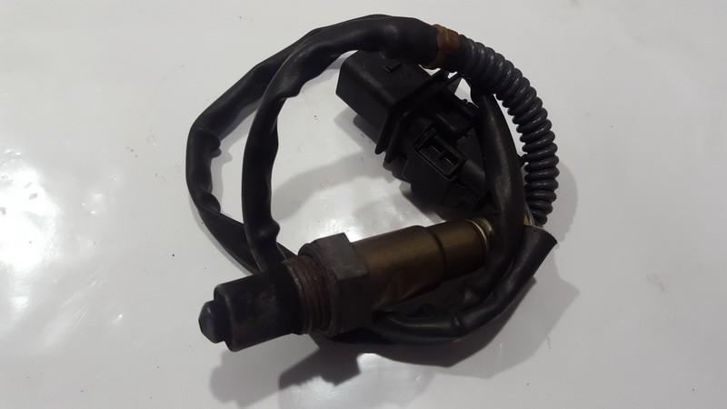 Лямбда-зонд 5 провода, БЕЛЫЙ черный желтый серый красный Volkswagen  Golf, V 2003.10 - 2008.10