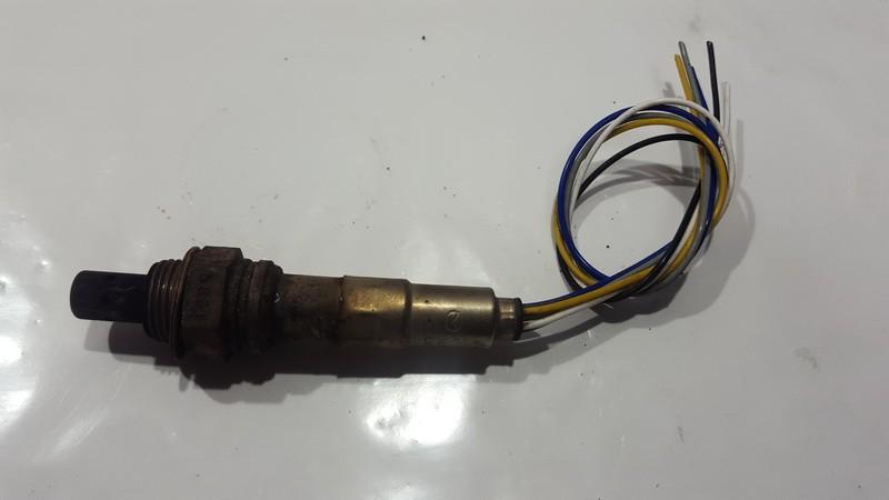 Лямбда-зонд 5 провода, Белый Желтый Черный Серый Синий Оранжевый Красный Зеленый Mazda  6, 2002.06 - 2007.08