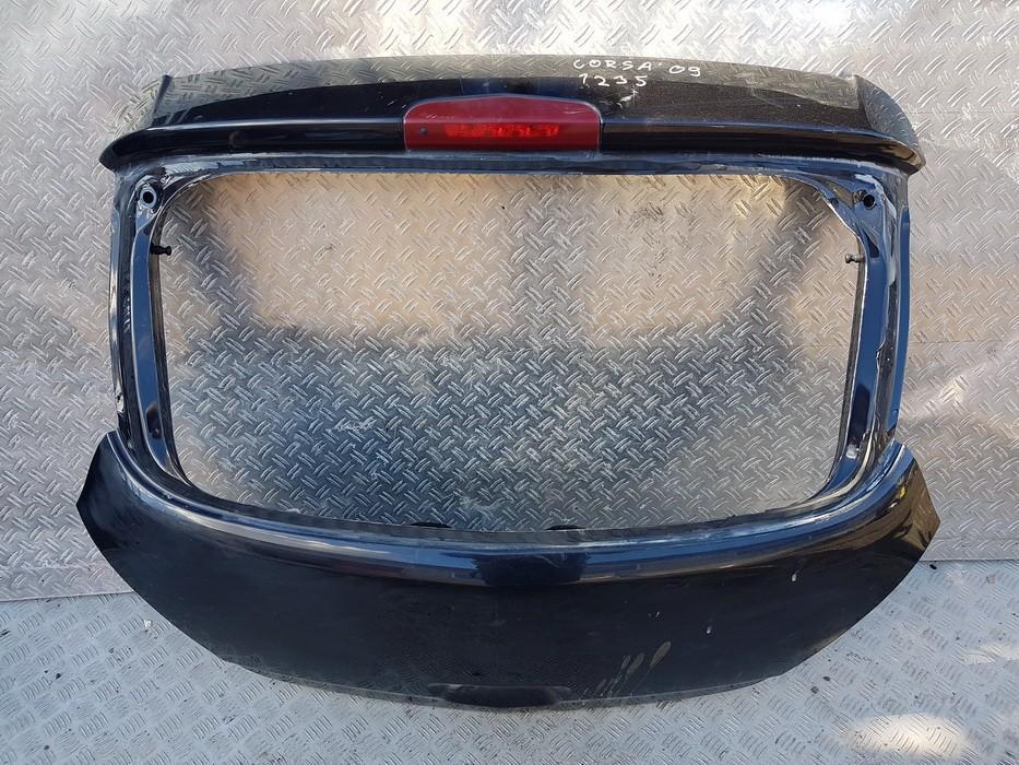 Galinis dangtis G (kapotas) NENUSTATYTA nenustatyta Opel CORSA 1994 1.4