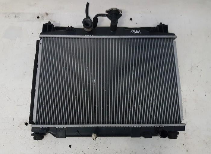 Радиатор NENUSTATYTA nenustatyta Mazda 2 2003 1.4