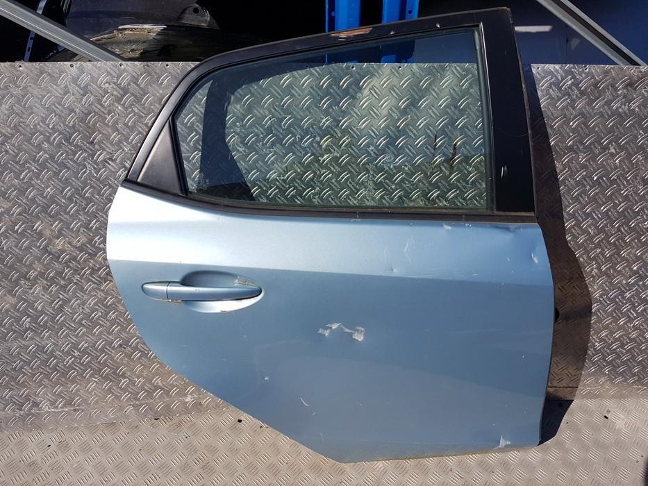 Durys G.D. NENUSTATYTA nenustatyta Mazda 2 2009 1.5