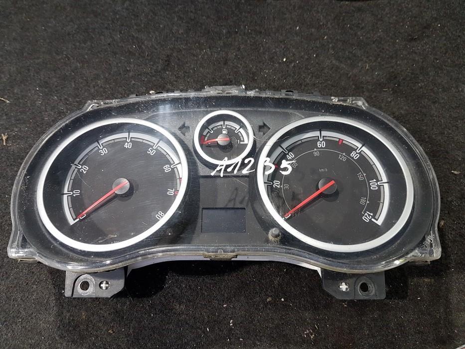 p0013264276 1563683, 1303304b Speedometers - Cockpit