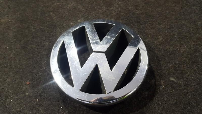 Priekinis zenkliukas (Emblema) 1t0853601 n/a Volkswagen GOLF 1995 1.9