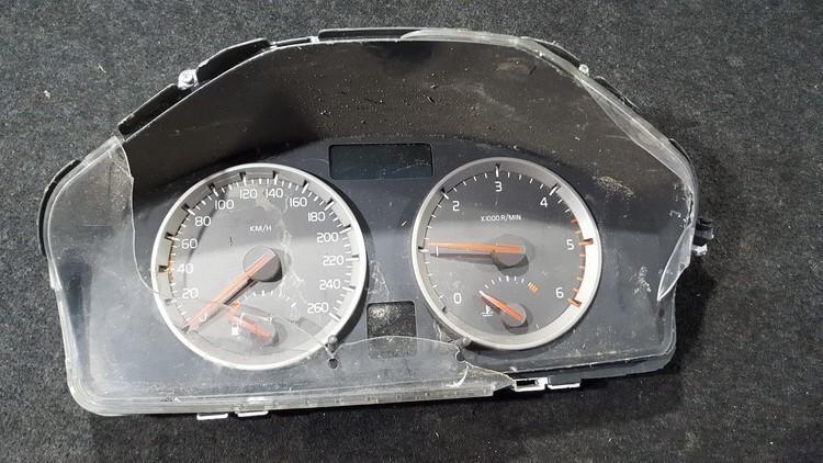 Spidometras - prietaisu skydelis 30710071 30728645, 0067805, 185900275 Volvo V50 2005 2.4