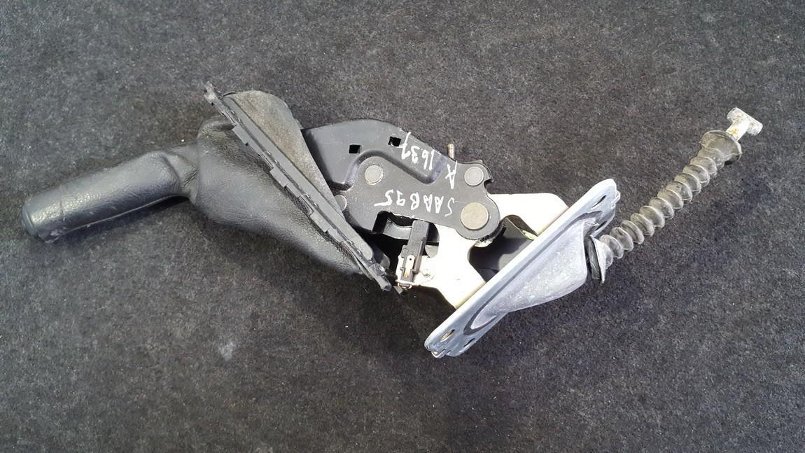Rankinio stabdzio rankena nenustatytas nenustatytas SAAB 9-5 1998 2.0