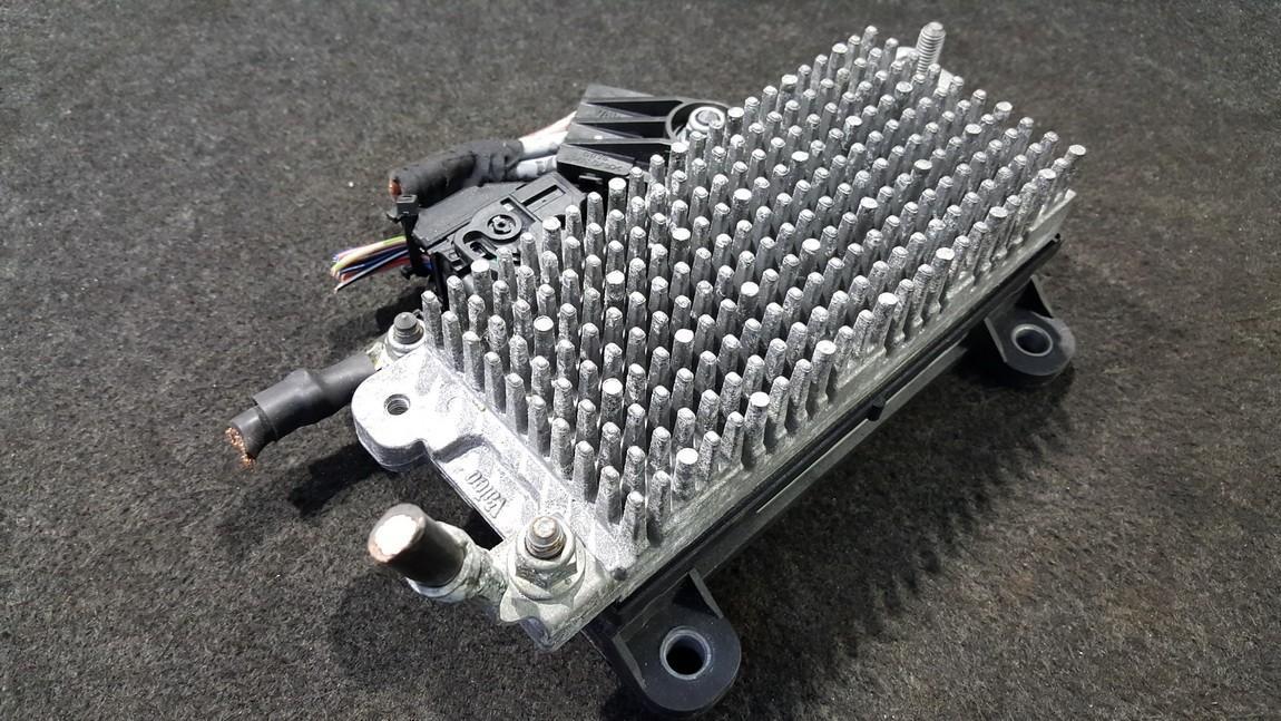 Power Steering ECU (steering control module) Mercedes-Benz A-CLASS 2012    0.0 A2669001000
