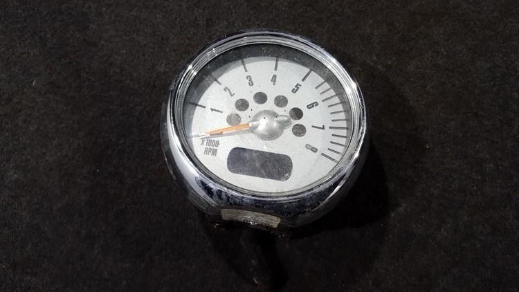 MINI  ONE Spidometras - prietaisu skydelis