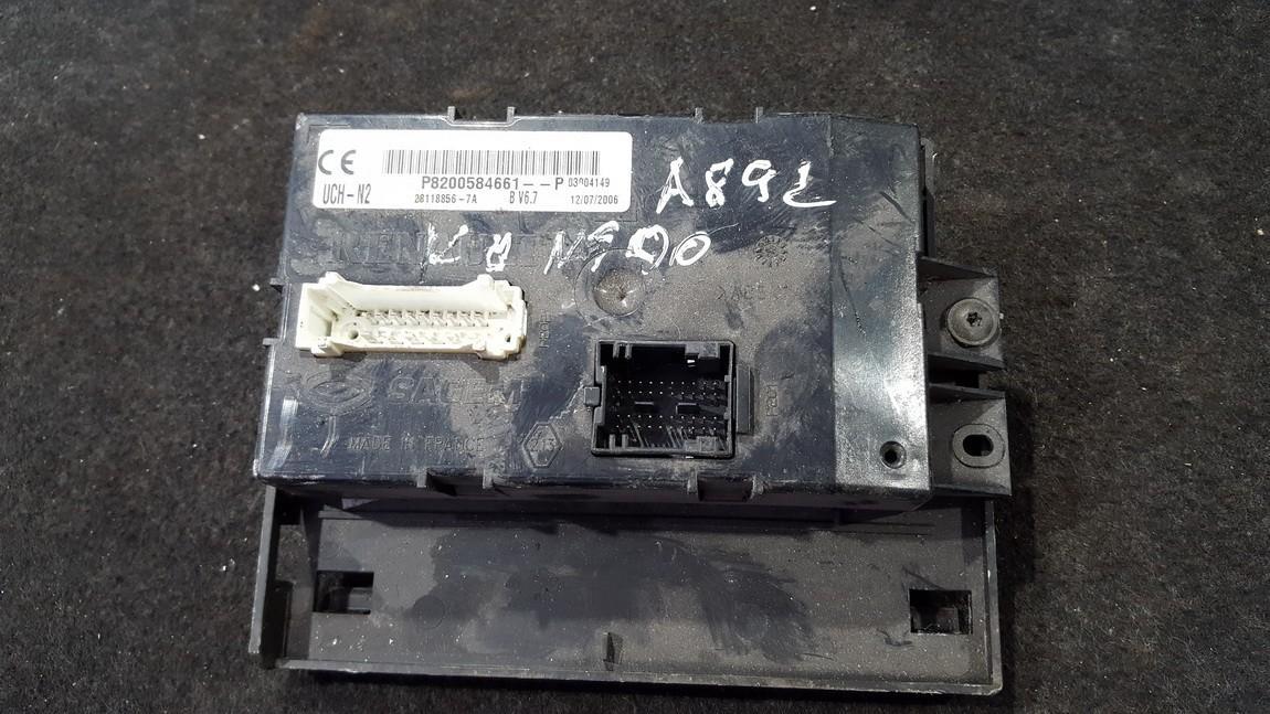 Kiti kompiuteriai 8200584661 28118856 Renault KANGOO 1998 1.2