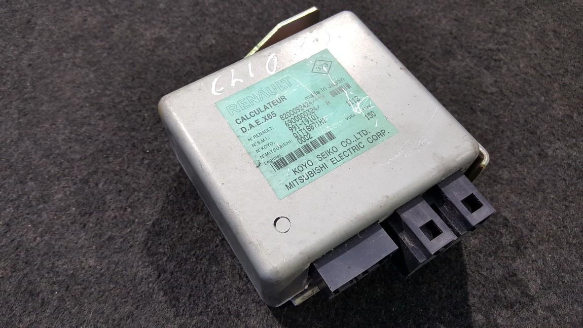 Power Steering ECU (steering control module) Renault Clio 2002    0.0 8200092424A