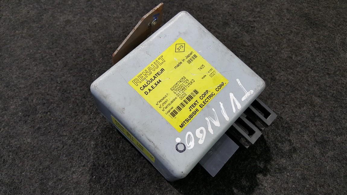 Power Steering ECU (steering control module) Renault Twingo 2008    0.0 8200574058