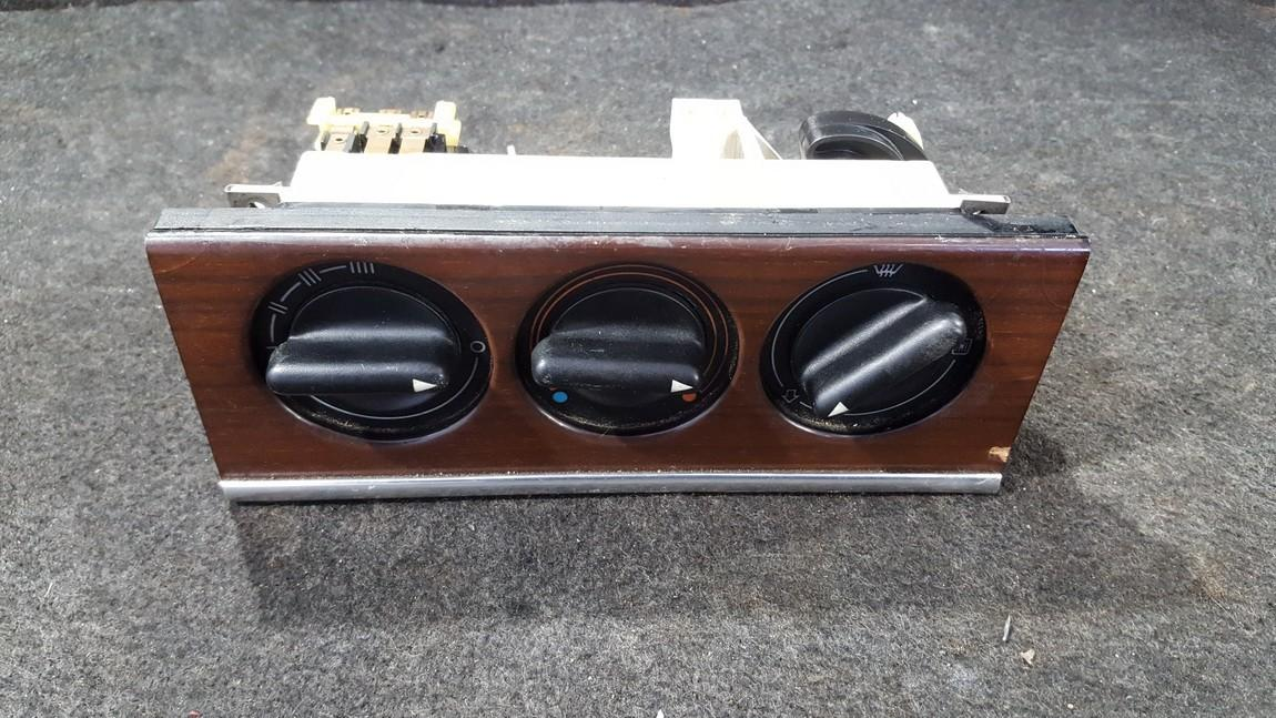 Audi  80 Climate Control Panel (heater control switches)