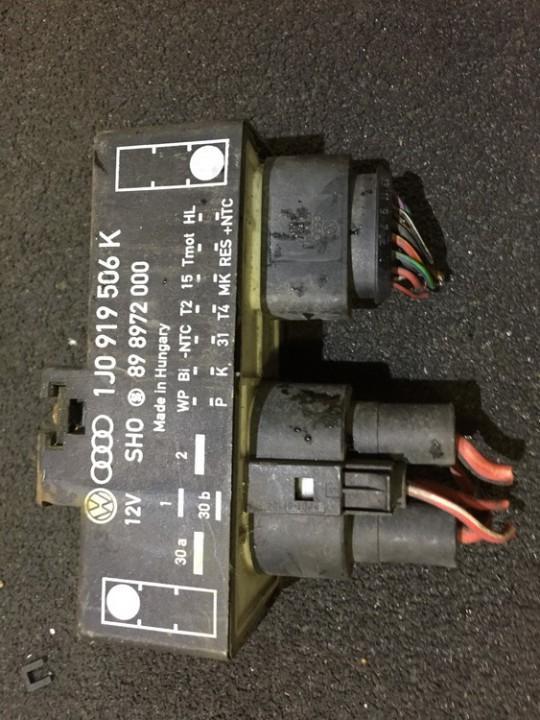 Blower Fan Regulator  Seat Toledo 2001    1.9 1j0919506k