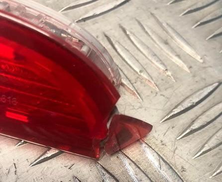 Mazda  2 Emergency Third Brake Light (Third Brake Light)