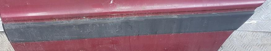 Защитная планка двери - задний левый NENUSTATYTA nenustatyta Audi 80 1988 1.6