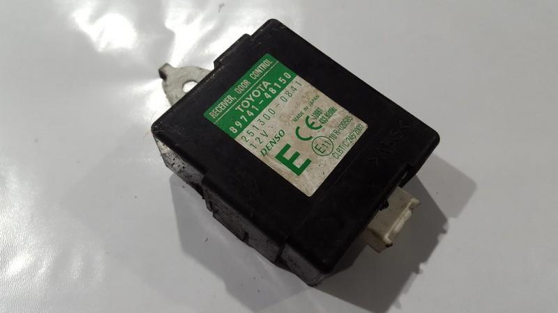 Door control relay Lexus RX - CLASS 2005    3.0 8974148150