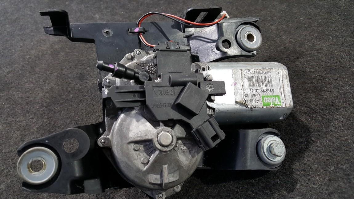Моторчик стеклоочистителя задний A1698200340 54906512 Mercedes-Benz A-CLASS 1998 1.7
