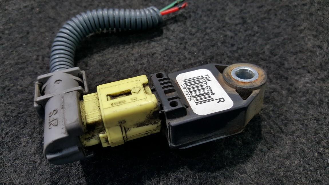 Srs Airbag daviklis 8917305040 89173-05040 Toyota AVENSIS 2006 2.0