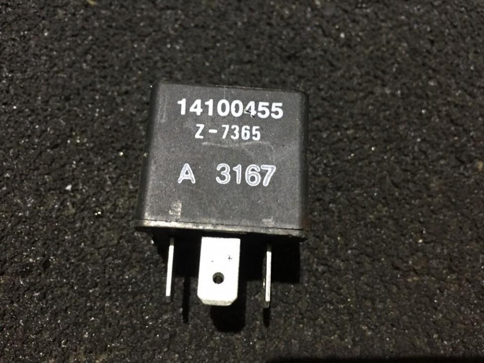 Rele 14100455 n/a Pontiac TRANS SPORT 1995 2.3