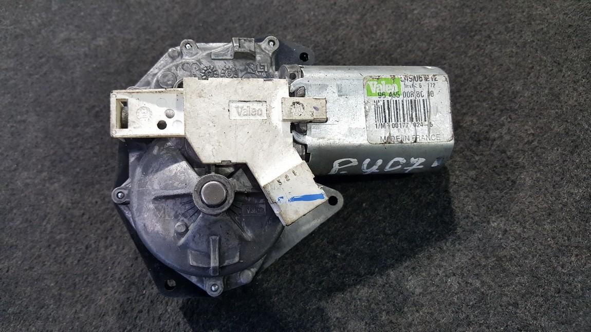 Galinio lango valytuvu varikliukas 964650088000 NENUSTATYTA Peugeot 407 2005 1.6
