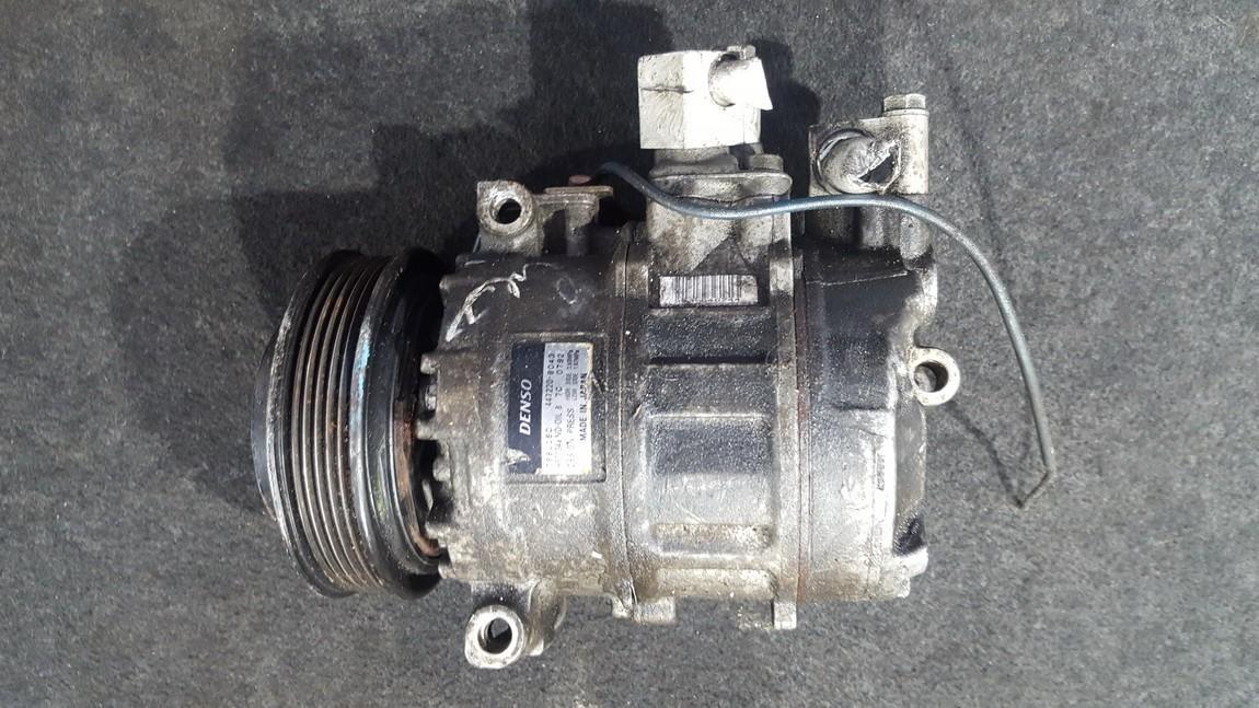 AC AIR Compressor Pump 4472208043 7sbu16c SAAB 9-5 1998 2.0