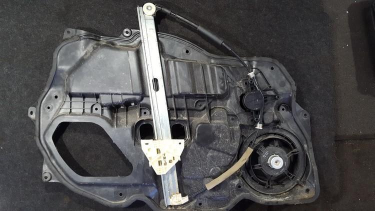 Mazda  2 Door winder mechanism (Window Regulator) front right side