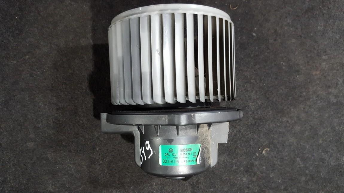 Salono ventiliatorius 0130101113 mf0160700304 Smart FORTWO 2005 0.7